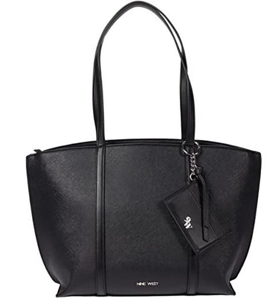 Bag Nine West Barnette Tote large Black