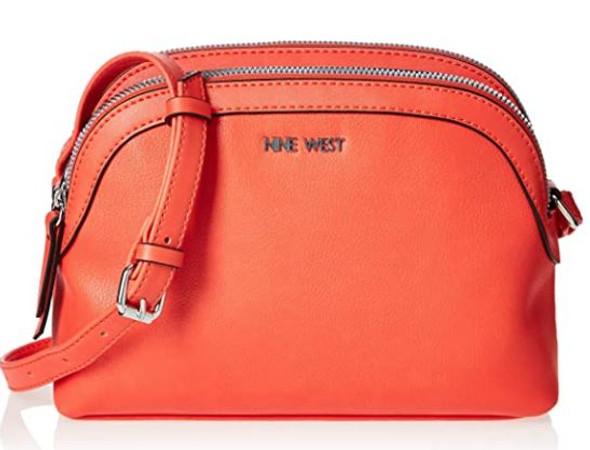 Bag Nine West Lillie Mini Crossbody Red