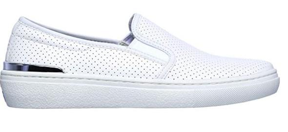 Footwear Women Concept 3 by Skechers Feel The Vibe Slip-on Sneaker White