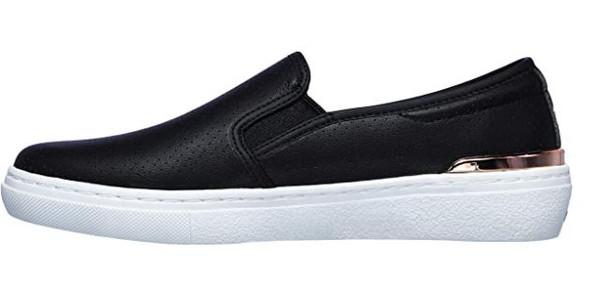 Footwear Women Concept 3 by Skechers Feel The Vibe Slip-on Sneaker Black