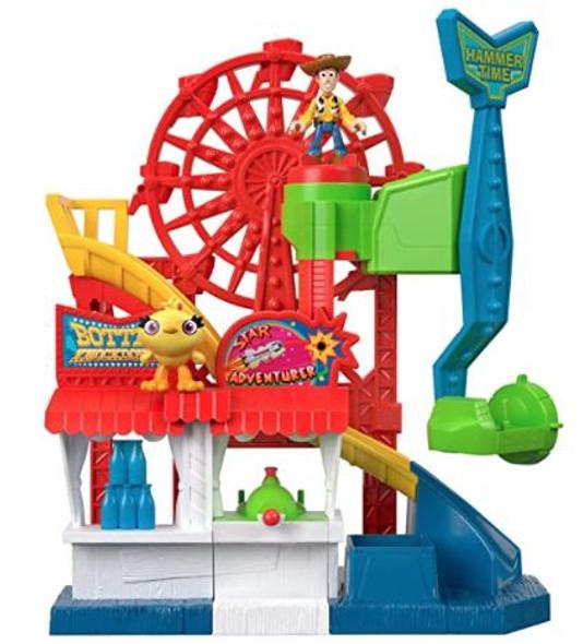 Toy Fisher-Price Disney Pixar Toy Story 4 Carnival Playset