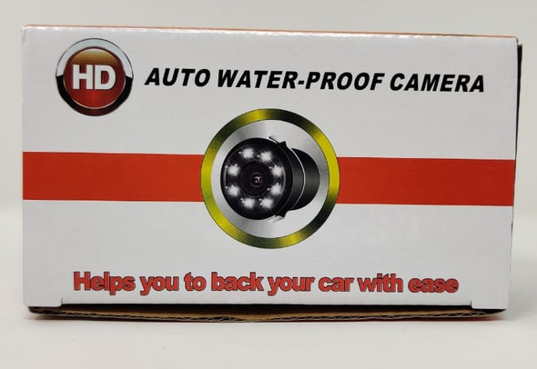 CAR REAR VIEW CAMERA HD 1080P 180 AUTO WATER-PROOF REVERSE BACKUP