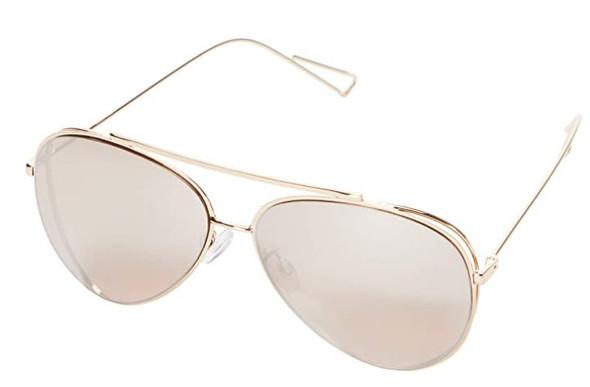 Sunglasses Steve Madden Ava Rose Gold
