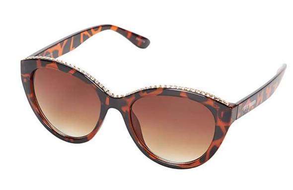 Sunglasses Steve Madden Bella brown/gold