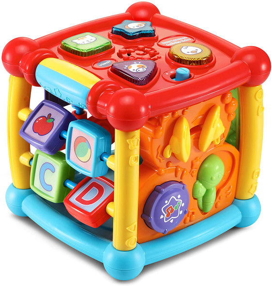 Toy VTech Busy Learners Activity Cube