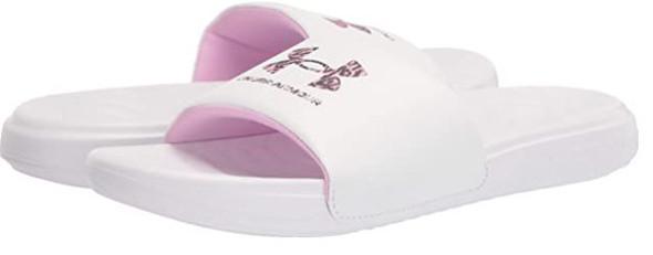 Footwear Under Armour Women's Ansa Graphic Logo Slide Sandal