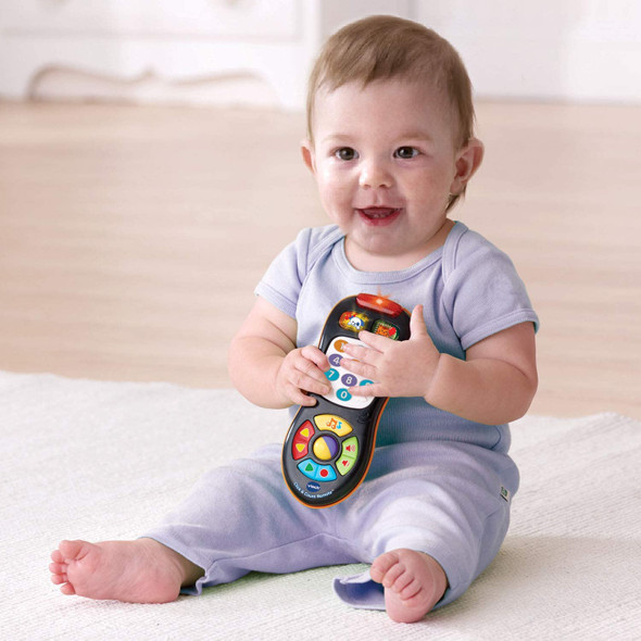 Toy VTech Click and Count Remote, Black