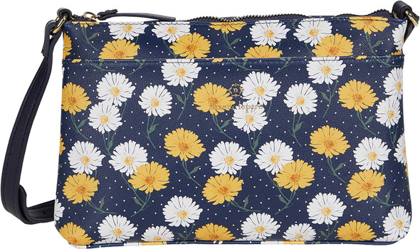 Bag Nanette Lepore Crossbody Floral with pouch