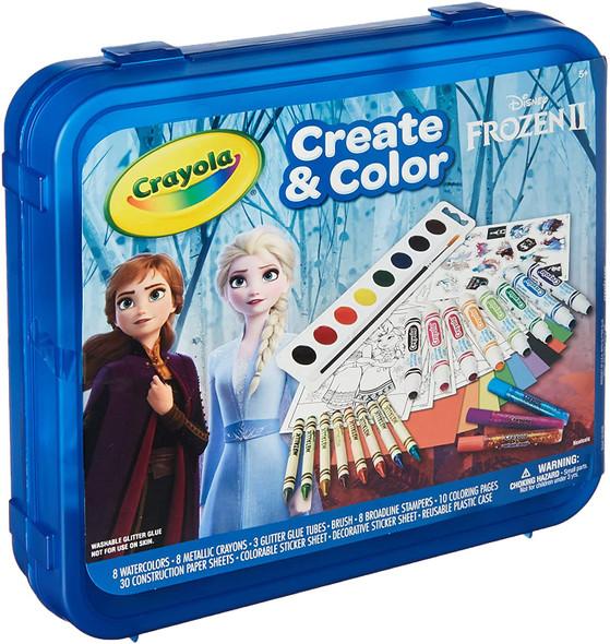 Crayola Frozen 2 Art Set