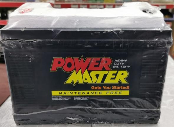 BATTERY POWERMASTER 17P G31 1050AMPS