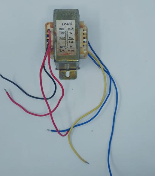 TRANSFORMER LP-435 9-0-9V 1.5 110V - 220V