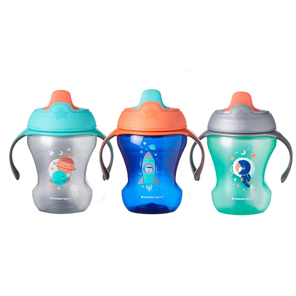 Baby Tommee Tippee Infant Trainer Sippee Cups 3pk