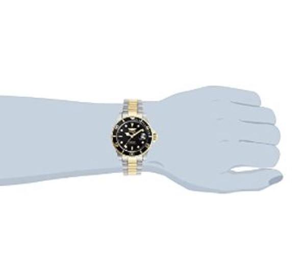 Watch Invicta Men's Pro Diver Quartz Stainless Steel Two tone 26973