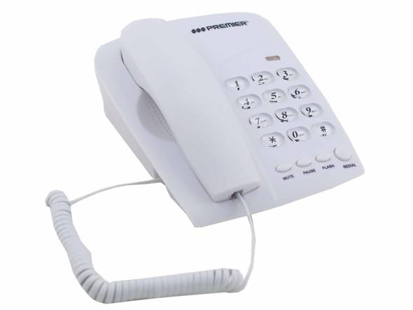 TELEPHONE PREMIER TEL-4077 BLACK / WHITE