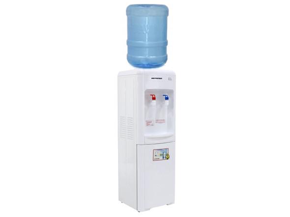 WATER DISPENSER PREMIER ED-7402(W) WITH FRIDGE CABINET 110V WHITE