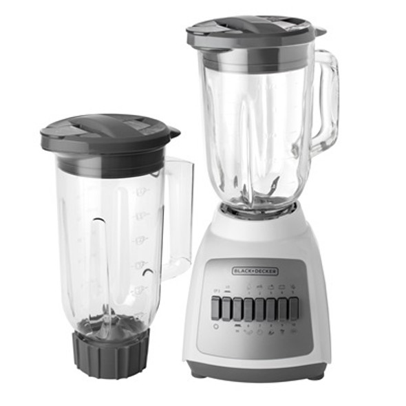 BLENDER BLACK & DECKER BLBD210GPW DOUBLE MUG