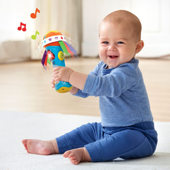 Baby VTech Babble and Rattle Microphone