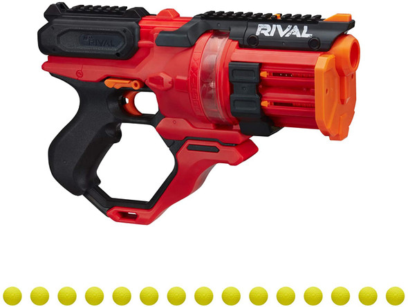 Toy NERF Rival Roundhouse XX-1500 Red Blaster