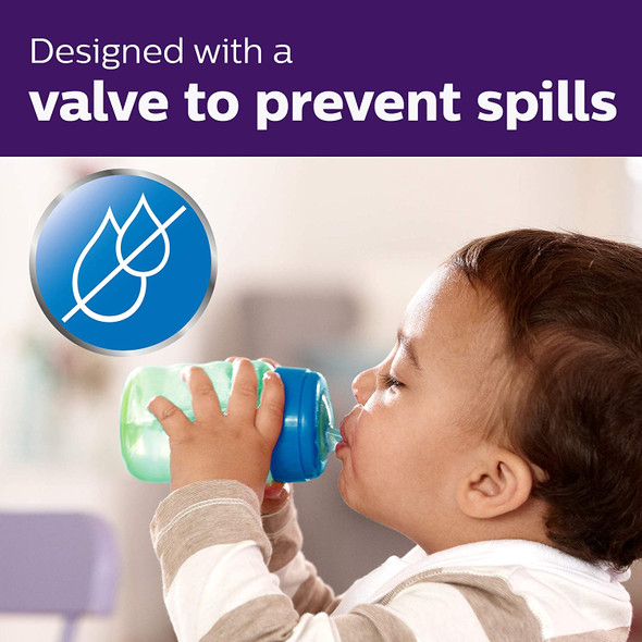 Baby Philips Avent My Easy Sippy Cup, 9oz