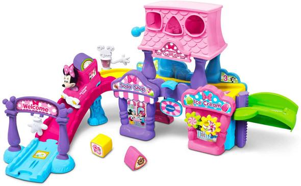 Toy VTech Go! Go! Smart Wheels - Disney Minnie Mouse Ice Cream Parlor