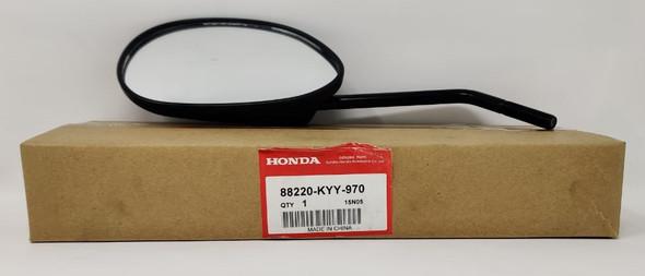 M/CYCLE MIRROR HONDA LEFT 88220-KYY-970 CB1