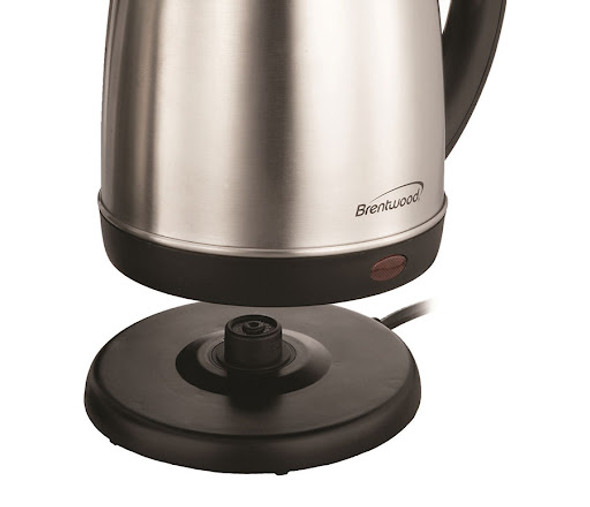 KETTLE BRENTWOOD KT-1770 1.2L CORDLESS STAINLESS STEEL