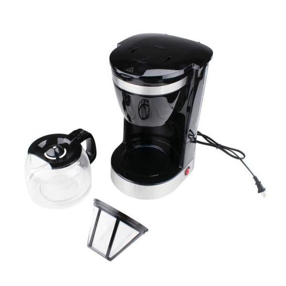COFFEE MAKER BRENTWOOD TS-215BK 12CUP BLACK 110V