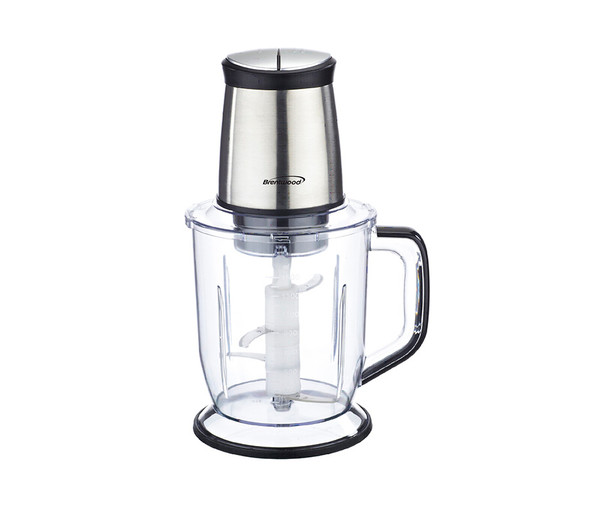 FOOD PROCESSOR BRENTWOOD FP-544S 6.5CUP STAINLESS STEEL