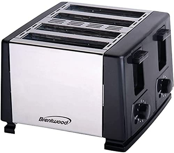 TOASTER 4 SLICE BRENTWOOD TS-284