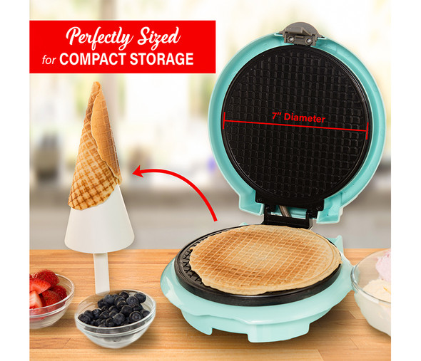 WAFFLE CONE MAKER BRENTWOOD TS-1405BL