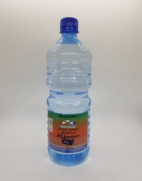 BATTERY WATER 1000ML/1 LTR DE-IONIZED PPR AUTO WORKS