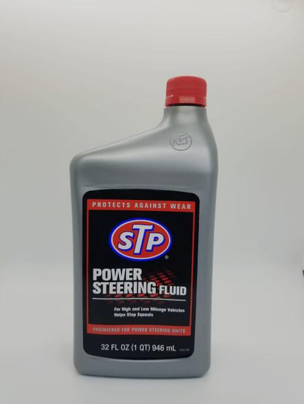 POWER STEERING FLUID STP 32OZ