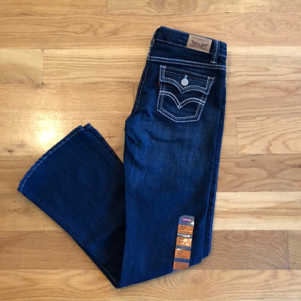 Kids Jeans Girls Levi's Bootcut 12