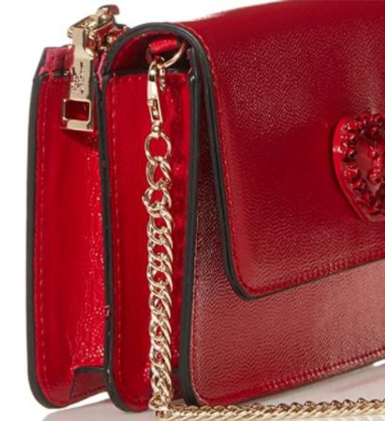Bag Betsey Johnson Take Me Everywhere Crossbody Red