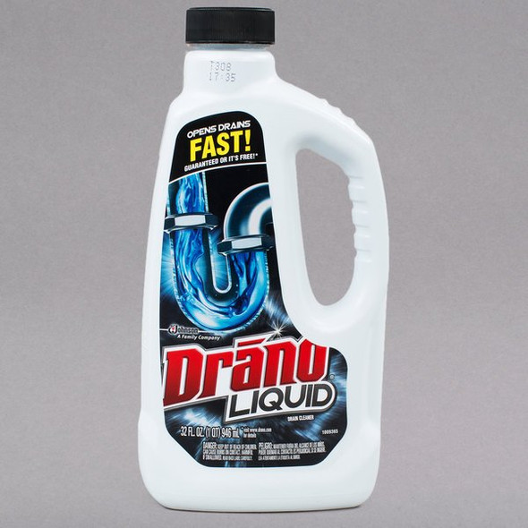 Drano Liquid Drain Cleaner 32fl oz 946ml