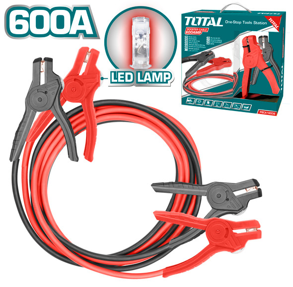 CABLE BOOSTER 600AMP TOTAL PBCA16008L