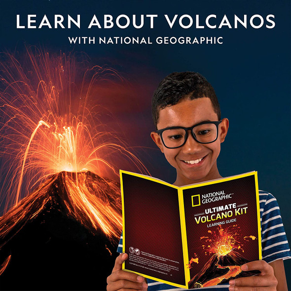 NATIONAL GEOGRAPHIC Ultimate Volcano Kit