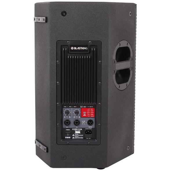 "SPEAKER BOX BLASTKING 12"" IBKE KXDII12A POWERED EACH"