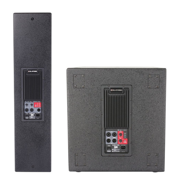SPEAKER BOX BLASTKING TOWER SYSTEM KXDIITP /S