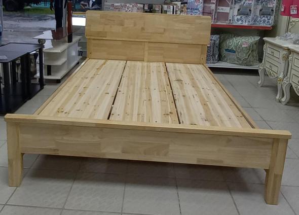 BED FRAME WOOD 3902