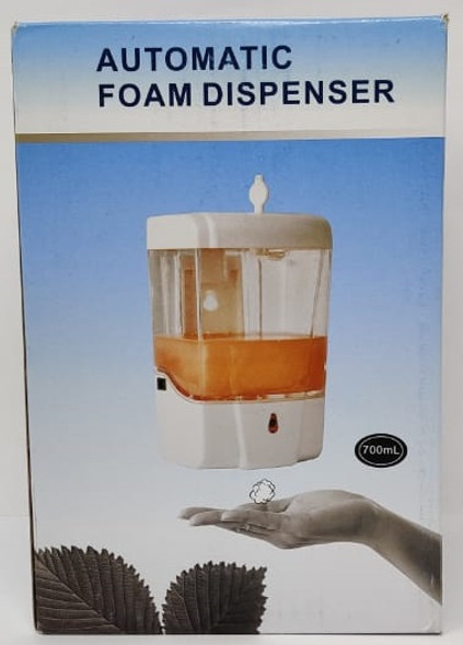 HAND AUTOMATIC FOAM DISPENSER SOAP