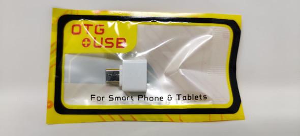 PHONE ADAPTER OTG + USB MICRO