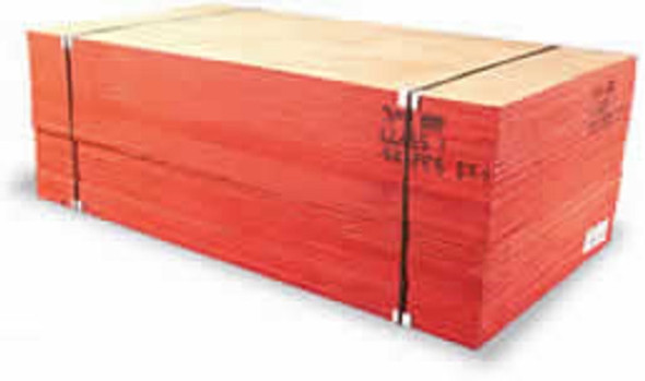 """PLYBOARD 1/2"""" 4'X 8' OES RED EDGE MOISTURE RESISTANT BARAMA"""