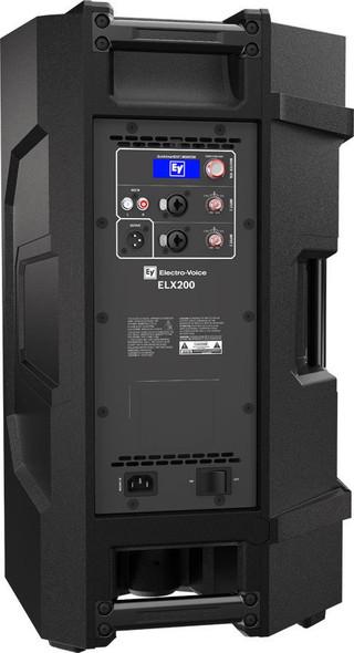 "SPEAKER BOX EV 12"" ELX200-12P-US POWERED EACH"