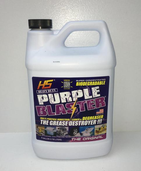 PURPLE BLASTER HS 1GAL CLEANER & DEGREASER