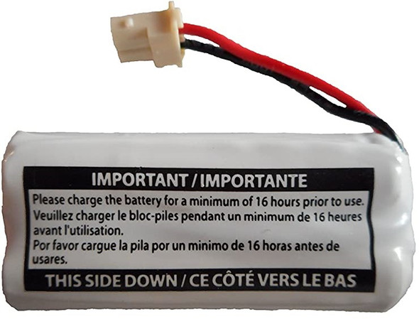 Battery Replacement BT162342 / BT262342 CR2122 2.4v 600mah NI-MH for Vtech Cordless Phones