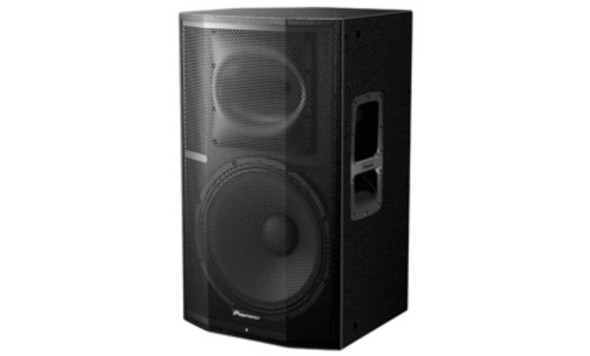 "SPEAKER BOX PIONEER 15"" XPRS15 (POWERED EACH)"