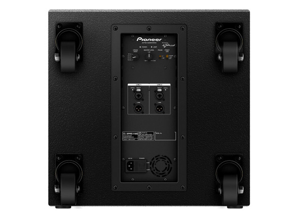 "SPEAKER BOX PIONEER 15"" XPRS115S POWERED EACH"