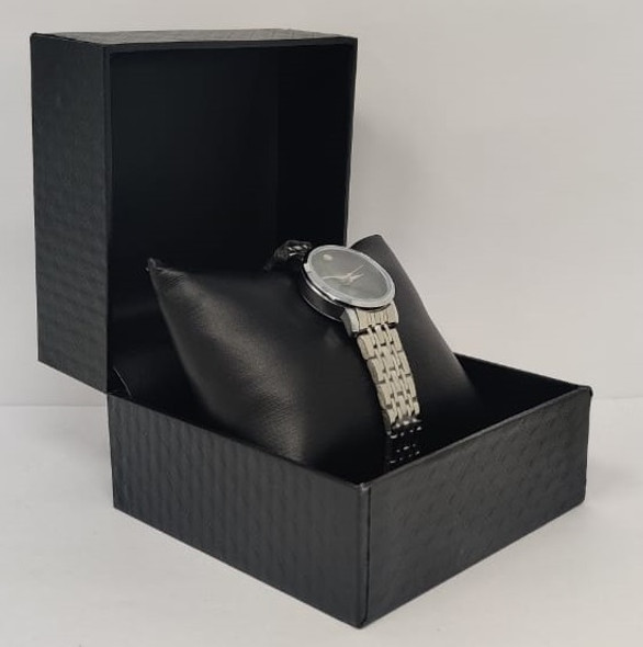 Watch Fashion Generic Women Silver With Metal Strap Fine