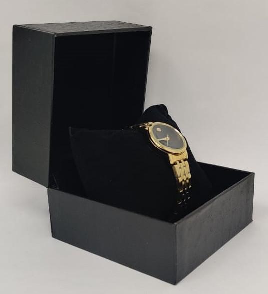 Watch Fashion Generic Women Gold With Metal Strap Fine